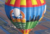 Ballonvaart op lokatie