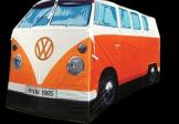 VW T1 camper tent