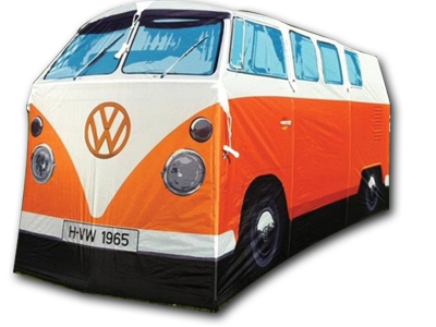 VW T1 bus 4 persoons tent - Deal King