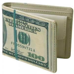 100 dollar portemonnee