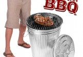 Trash Can Barbecue