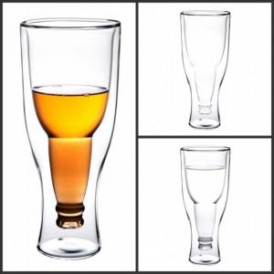 Bierfles glas Dal King