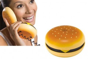 Hamburger telefoon