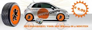 HappyCappy WK Leeuw