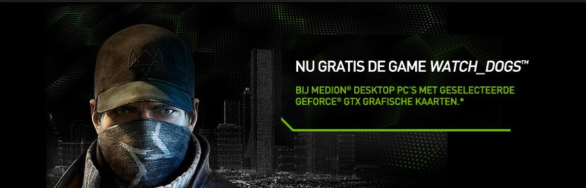 Gratis Watch dogs game