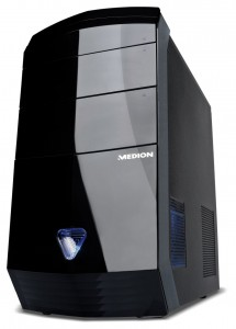 Medion Akoya P5321 G Gaming PC