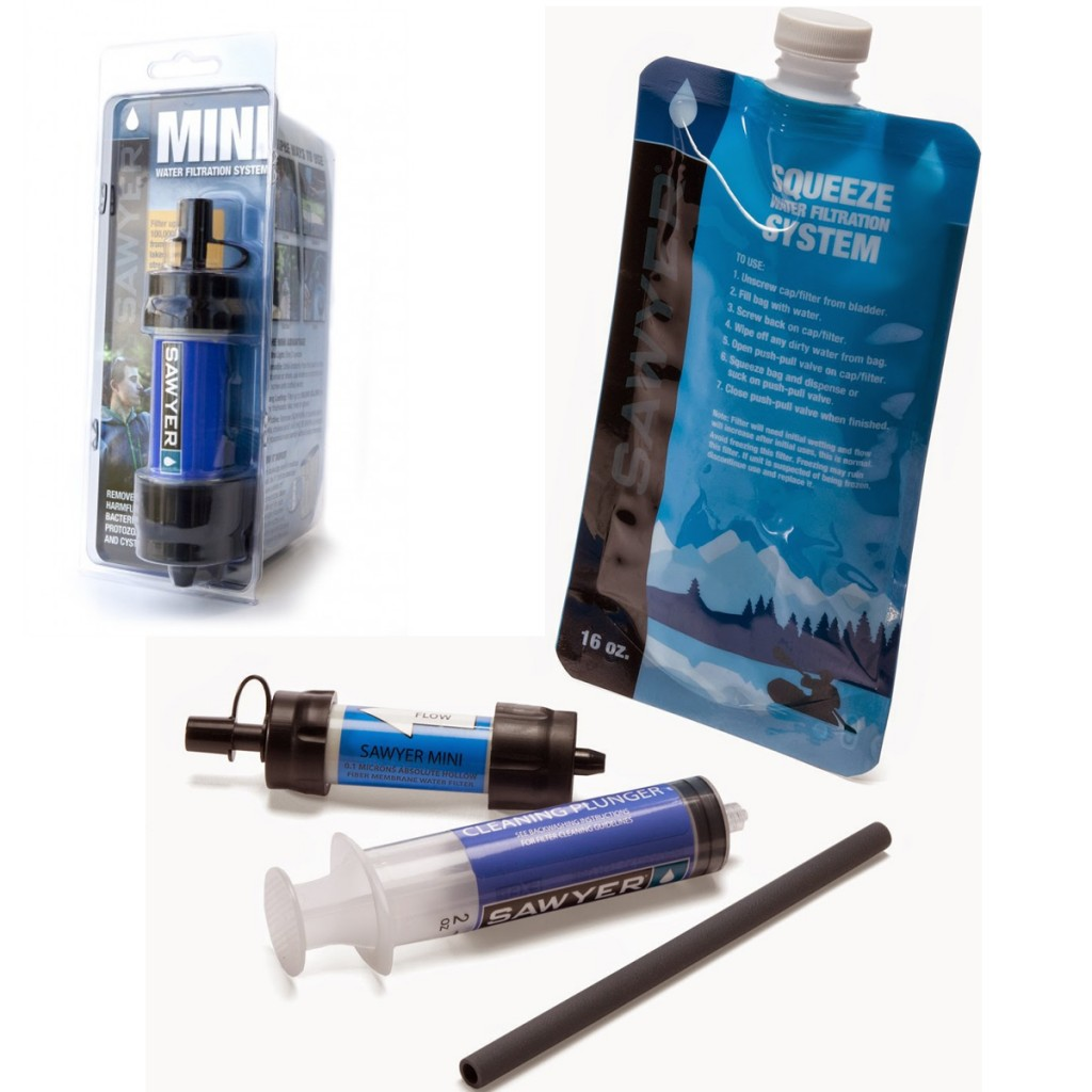 water filter dealking