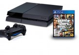 Playstation 4 incl. GTA5
