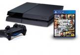 Playstation 4 incl. GTA5
